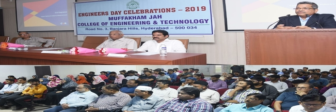 Engineer's Day Celebration - 2019