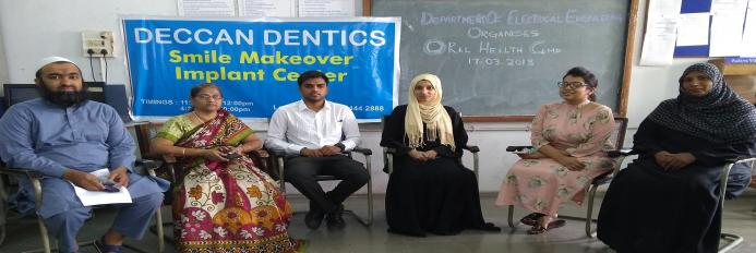 ORAL HEALTH CAMP